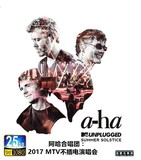 蓝光碟片BD25G 阿哈合唱团:2017 MTV不插电演唱会(2017)