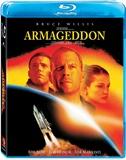 蓝光电影碟 BD25G 绝世天劫/世界末日/最后决战/大决战 [美版]Armageddon 1998