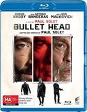 蓝光碟片BD25G 释放/子弹头 Bullet Head (2018)