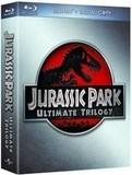 蓝光电影碟 BD25G 侏罗纪公园三部曲 三张