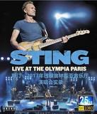 蓝光碟片BD25G 斯汀:2017年巴黎奥林匹亚音乐厅演唱会实录