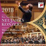 蓝光碟片BD25G 2018年维也纳新年音乐会