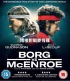蓝光碟片BD25G 博格对战麦肯罗 2017 豆瓣评分7.1