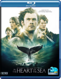 蓝光电影 BD50G 海洋深处 3D In the Heart of the Sea (2015)